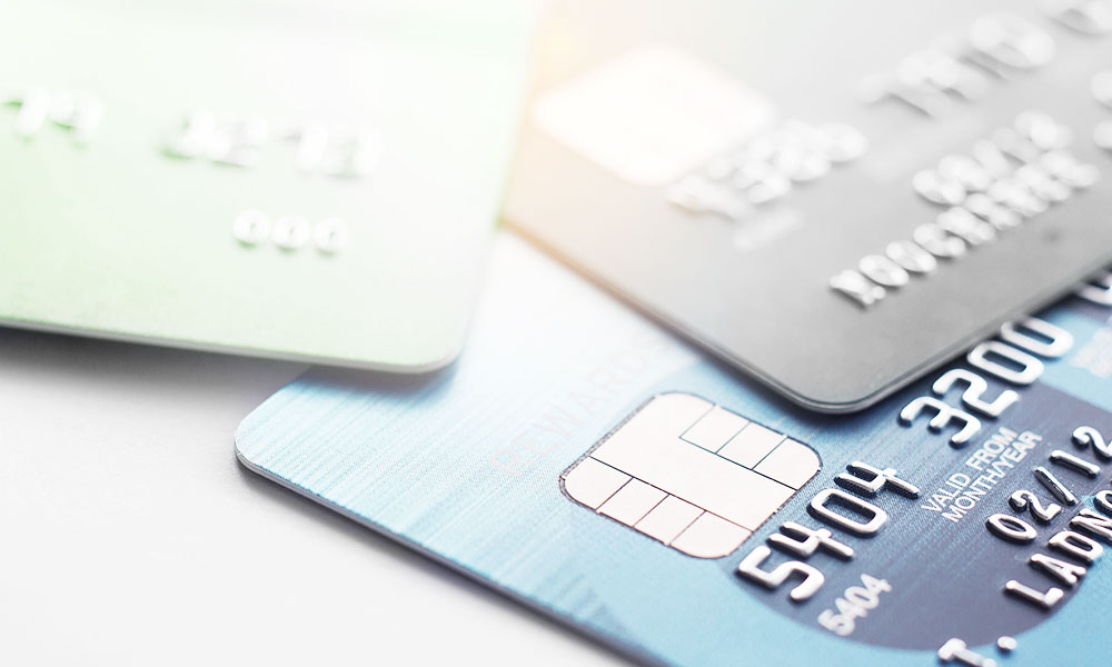 Consolidating the debt on several credit cards